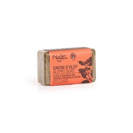 Najel Orangenblütenseife - Bio - 100 g