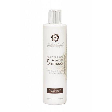Alassala Arganöl-Shampoo - 300ml