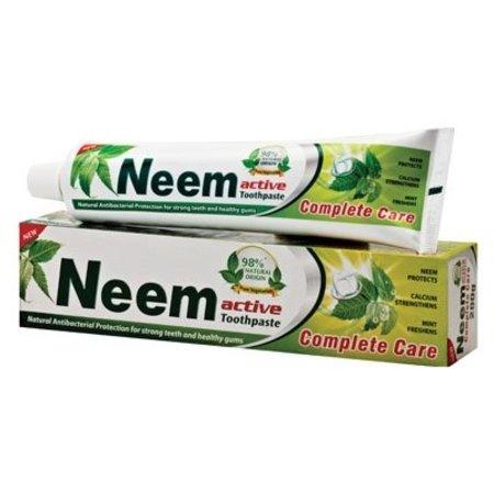 Neem Neem aktiv naturlige tandpasta - 200g