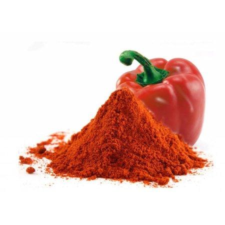 Nutrikraft Økologisk rød paprika ædle sød jorden