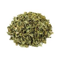 Basil urter på organisk vis