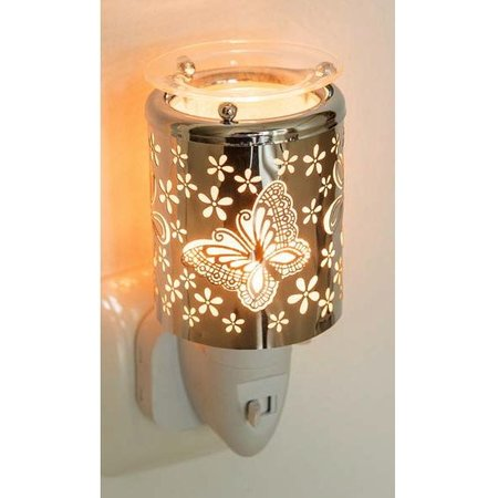 Aromed Aromaterapi Burner sommerfugl nat lampe