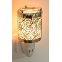 Aroma burner Leaf night light