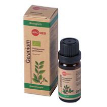 Organisches Geranium ätherisches Öl