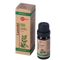 Biologische Lavendel essentiële olie 10 ml