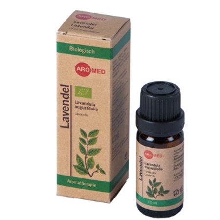 Aromed Organisk lavendel æterisk olie 10 ml