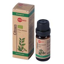 Biologische Citroen Essentiële Olie 10 ml