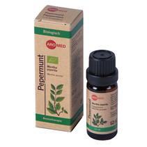 Biologisches ätherisches Pfefferminzöl 10 ml