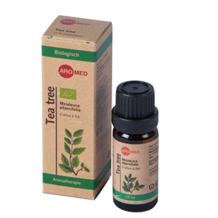 Aromed Biologische Tea Tree etherische olie 10 ml