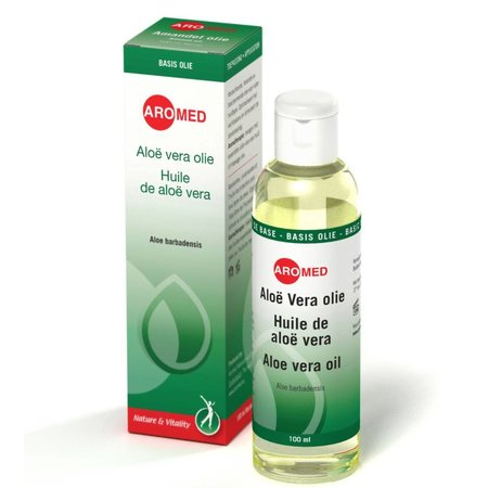 Aromed Aloe vera basisolie 100 ml