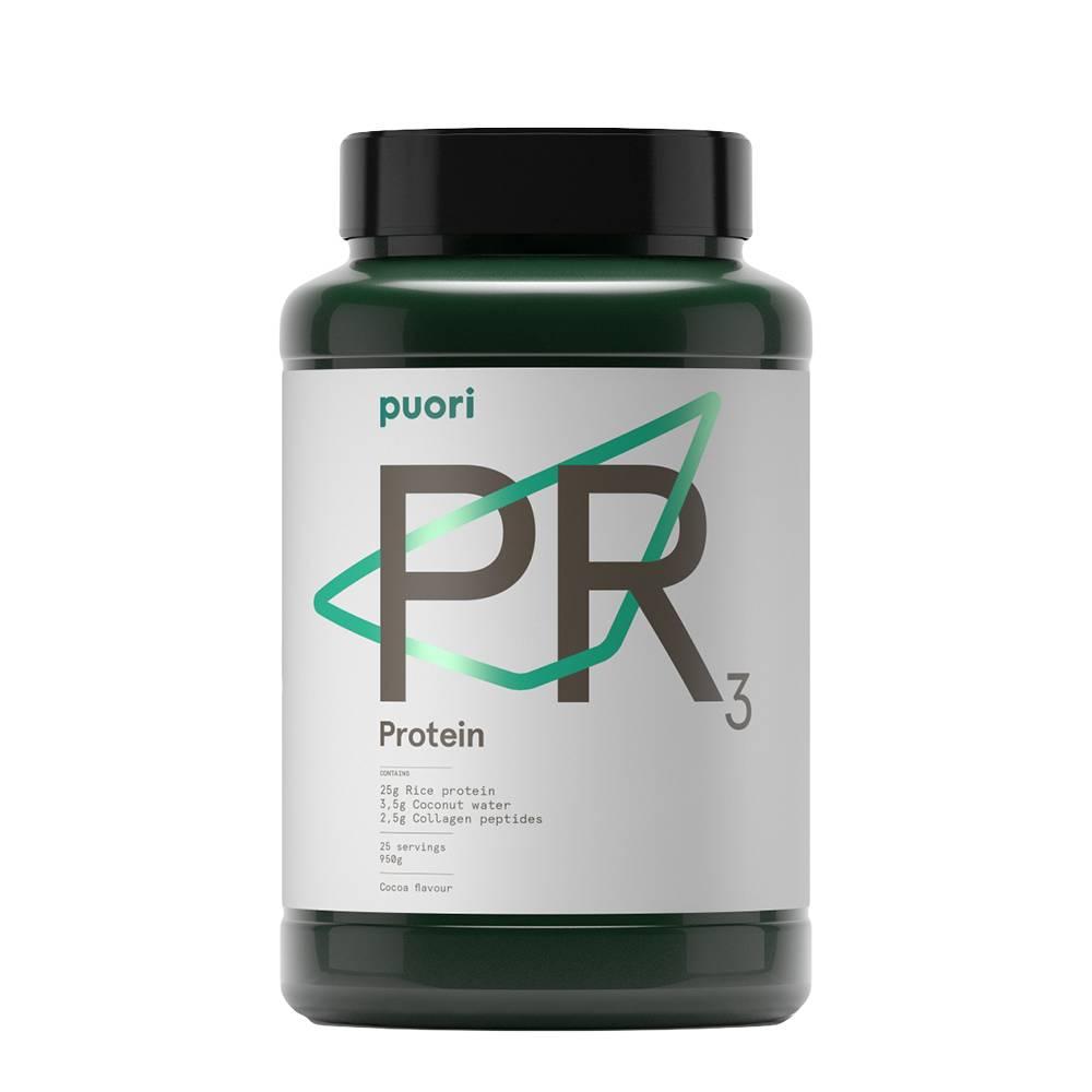 PR3 Bio-Travel protein 950 Gramm