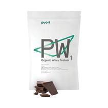 PW1 biologisch prote‹ne poeder dark chocolate
