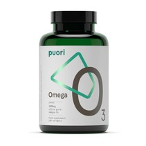 O3 Omega 3 visolie- 120 capsules