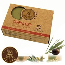 Aleppo Shaped soap Rose 100 grams