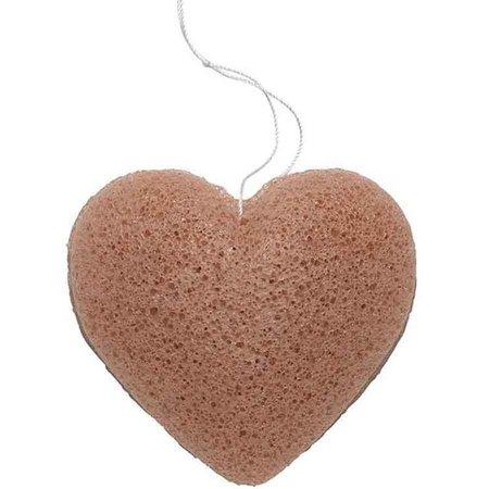 Nutrikraft Konjac svamp jorden ler - hjerte