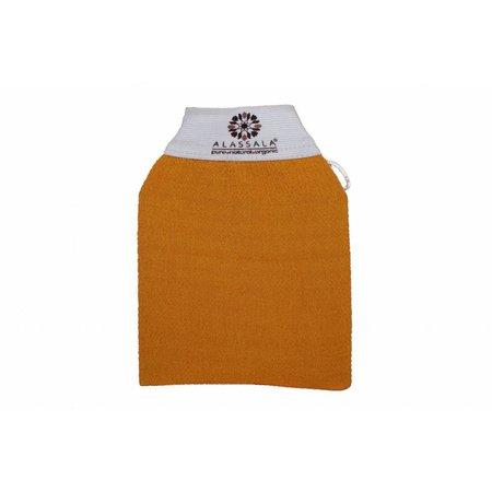 Alassala Marokkanische Kessa Handschuh - Orange