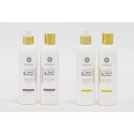 Alassala Lavender Body Lotion intensivt fugtgivende - 250 ml