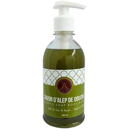 Alepeo Aleppo shower gel naturlige - 350 ml