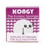 Kongy 100% naturlige konjac svamp til alle hudtyper