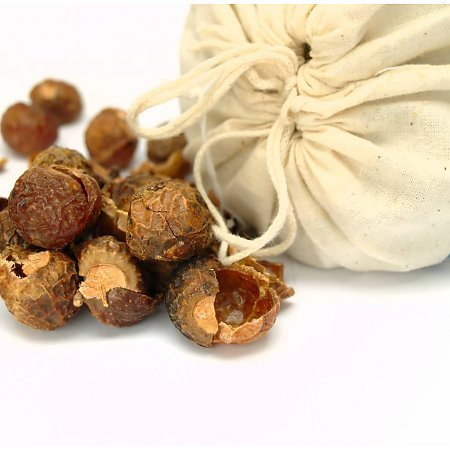 Nutrikraft Premiumwaschnüsse aus Indien inkl. Waschbeutel - 1 kg