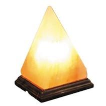 Himalaya salt lampe salt pyramide - 2-3 kg