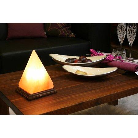 Nutrikraft Himalaya salt lampe salt pyramide - 2-3 kg