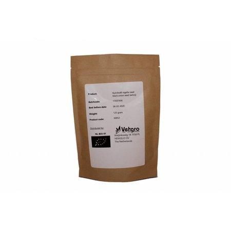 Nutrikraft Nigella frø sort løg frø Kalonji - 125g