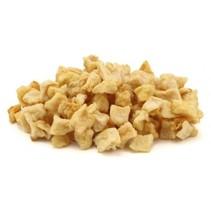 Økologisk æble terninger - 125 g