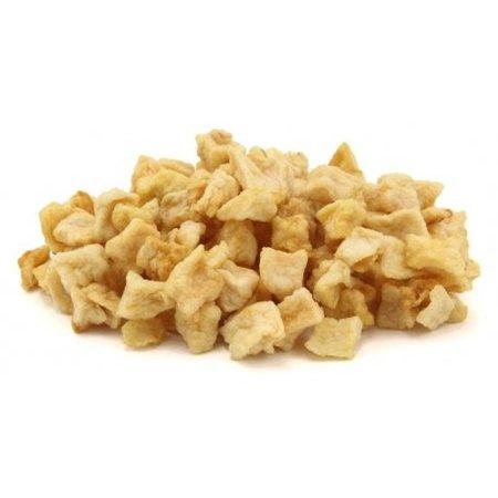Nutrikraft Økologisk æble terninger - 125 g
