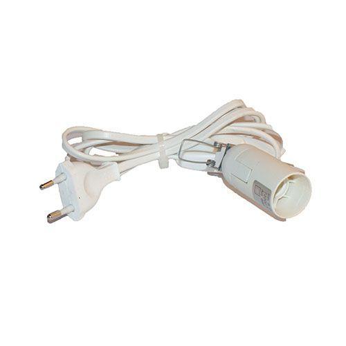 Stecker + Lampe für Salzlampen