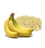 Nutrikraft banan pulver bio