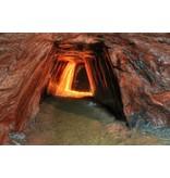 Nutrikraft sauna en peeling zoutsteen hartje 350-400g