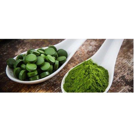 Nutrikraft Spirulina tabletten Bio 1000 gr