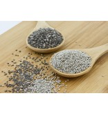 Nutrikraft zwarte chia zaden bio