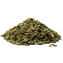 Organic pumpkin seeds whole