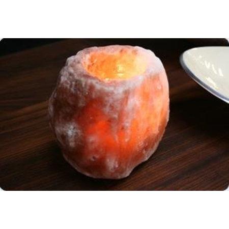Nutrikraft Crystal salt te lys groft slået - 700g