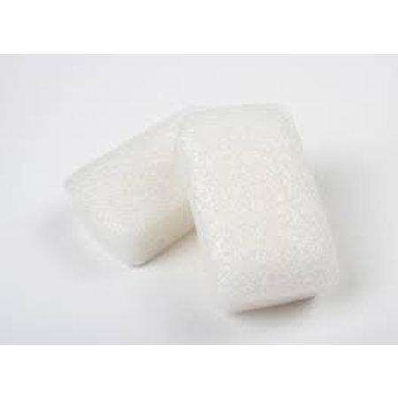 Nutrikraft konjac svamp ren hvid - rektangel
