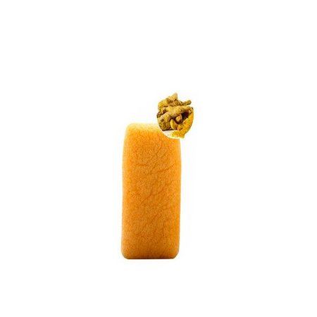 Nutrikraft konjac svamp appelsin gurkemeje - rektangel