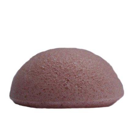 Nutrikraft Konjac spons aardeklei - halfrond