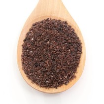 Kala namak Indian black salt granulate
