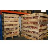 Nutrikraft himalayazout ruwe zoutbrokken -750kg pallet 2-25 kilo/brok