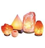 Nutrikraft salt lampe Himalaya salt - 19-25 kg