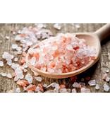Nutrikraft Himalaya salt krystal salt granulat pink
