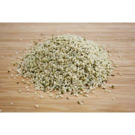 Nutrikraft Hennep zaad gepeld bio - 100 gram