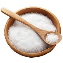weißes Halitsalz - Granulat - 1 kg