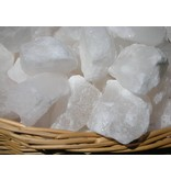 Nutrikraft Weißes Halitsalz Brocken 1kg
