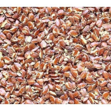 Nutrikraft geschrotete Leinsamen bio