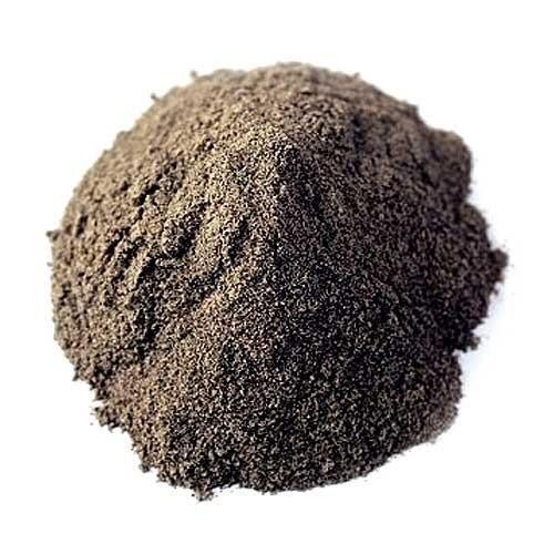 Økologisk sort peber pulver