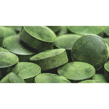 Nutrikraft Chlorella tabletter bio - 100 g