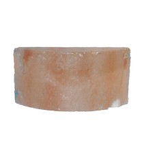 Salt cave building block salt tile semicircular 20x10x5
